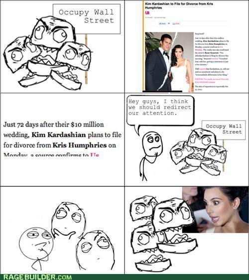I'd Occupy Kim Kardashian