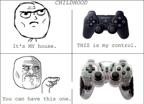 Childhood...