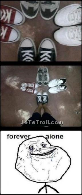 Forever Alone level 4