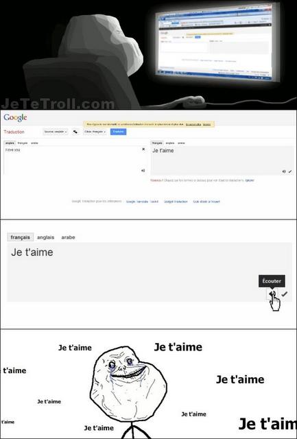 Merci Google Traduction !