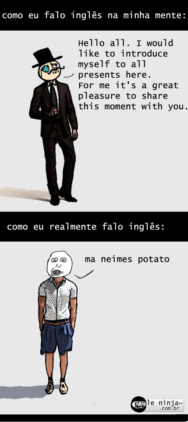 falando em inglês :) Memedroid