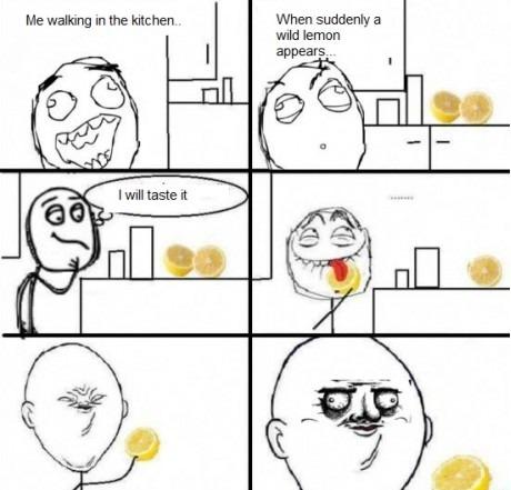 Lemons  Me Gusta - Meme by Oddy :) Memedroid