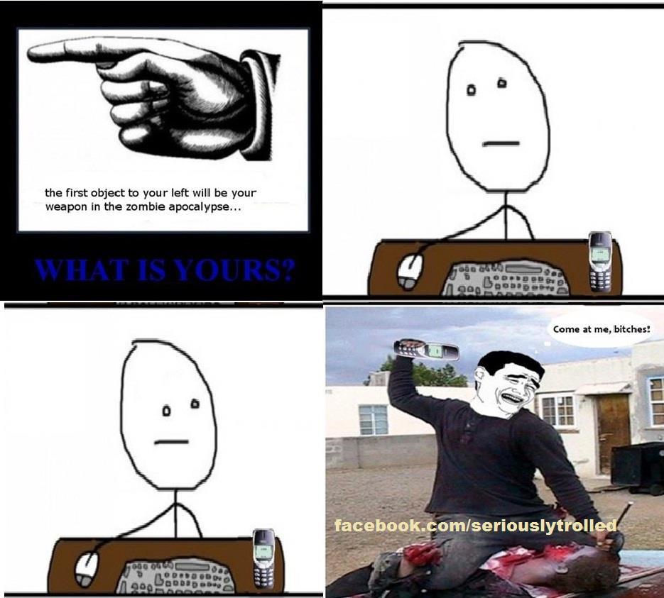 Zombie Apocalypse Meme Funny : Funny nazi zombies memes