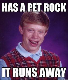 Poor Brian.