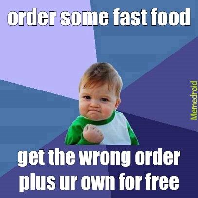 Fast Food Meme By Yoshi24 Memedroid