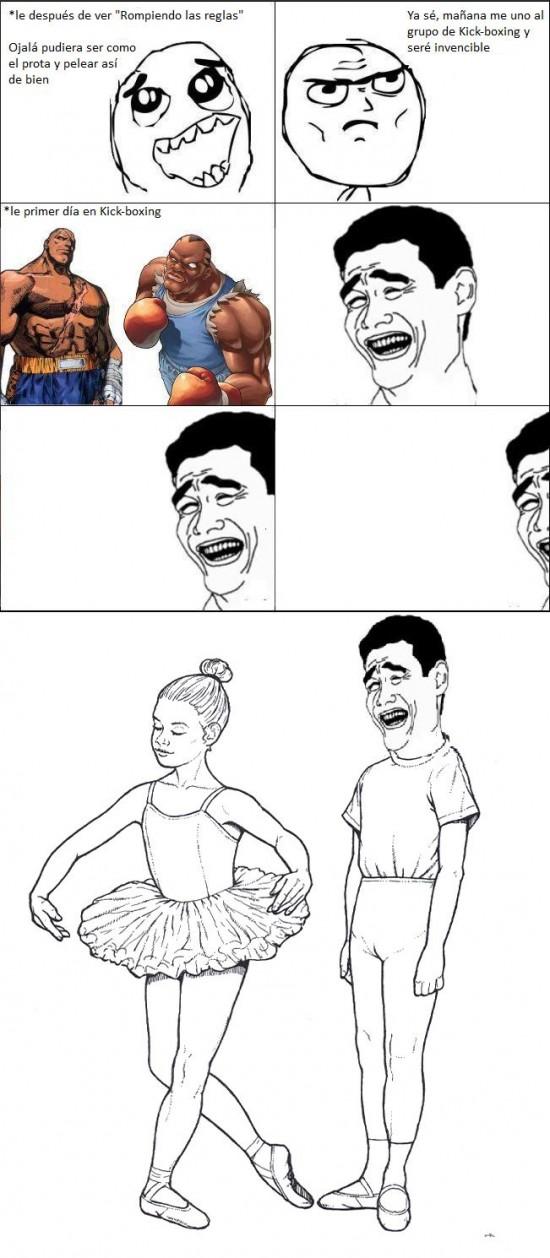 Kick Boxing Meme By Aletaladro Memedroid