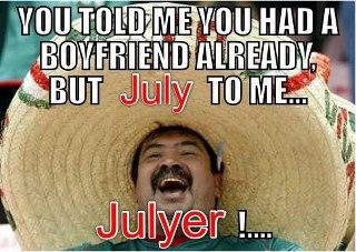Julyer Meme By Dessysman Memedroid