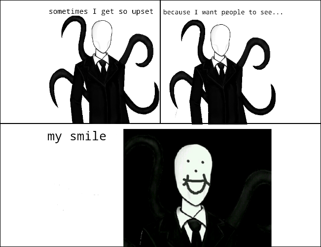Related Pictures slenderman tumblr
