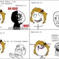 4 types de réactions