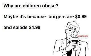 obese children - meme