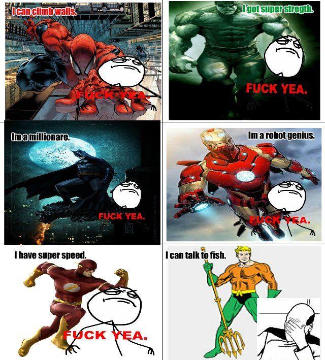 heroes - meme