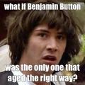 Benjamin Button revelation