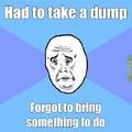 sad dump