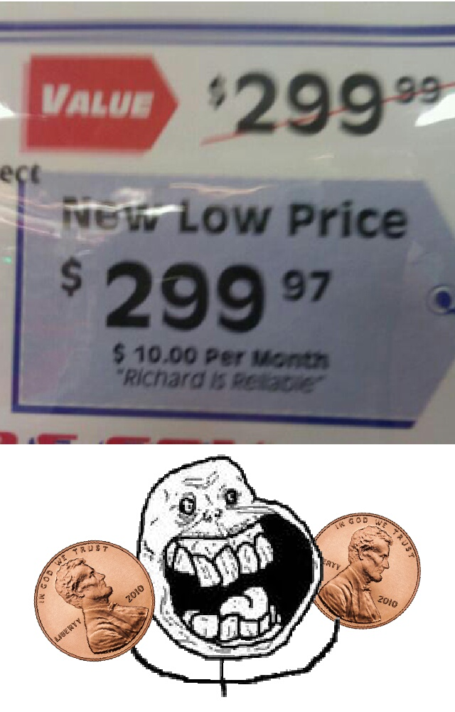 Super Savings - meme