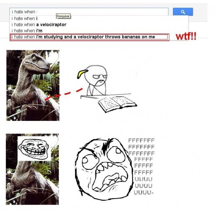 I hate it when... - meme