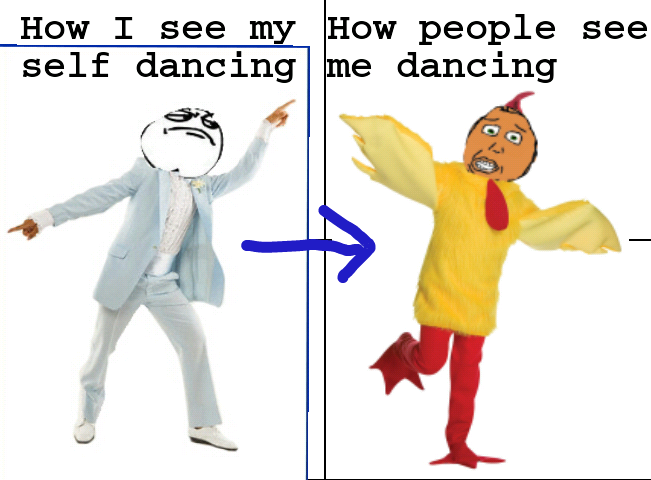 Le dance floor - meme