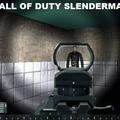COD slenderman