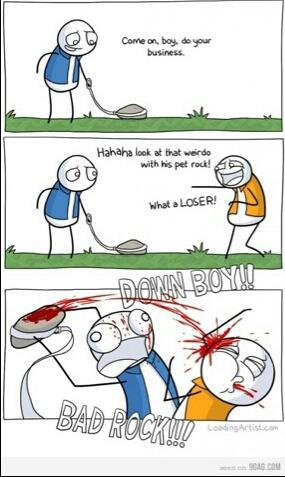 Bad Rock - meme