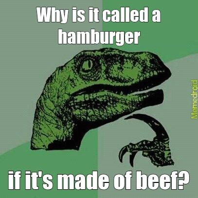 Beefy goodness - meme