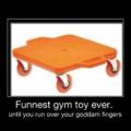 Gym toys