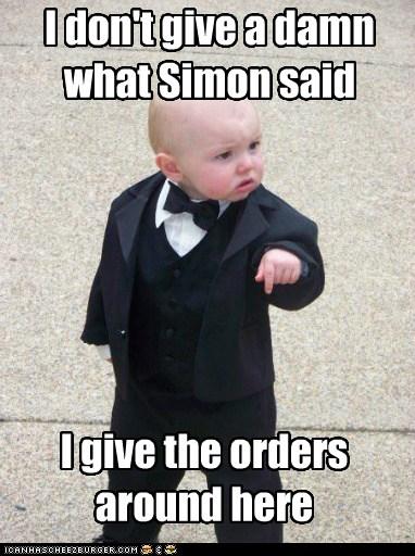 simon says - meme