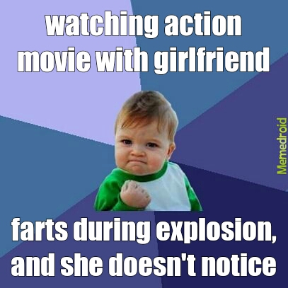 action fart - meme