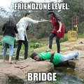 brother i'm the friend zone