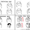 car fart