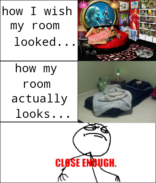 my room - meme
