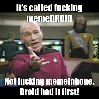 Ignorance runs rampant in iPhone users - meme