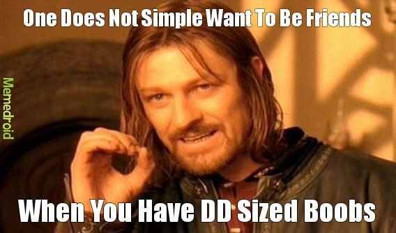 one does not simple - meme