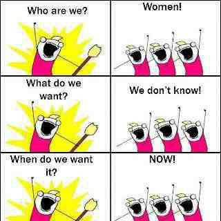 Women Logic - meme