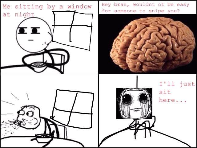 wth brain - meme