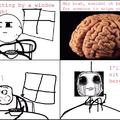 wth brain