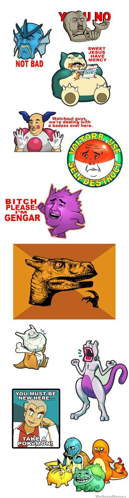 rage faces - meme