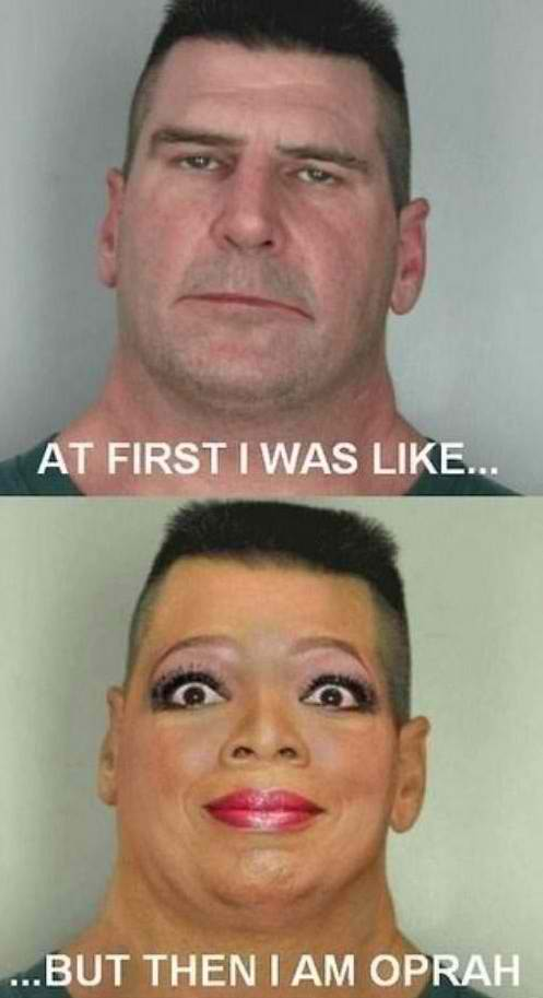 Boom. Oprah. - meme