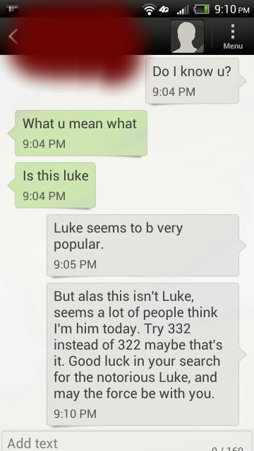 Luke - meme