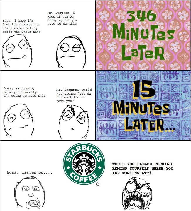 Starbucks is tha shit niggra - meme