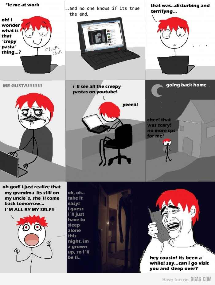 4ff785a281c2f creepypasta meme by memegustas ) memedroid