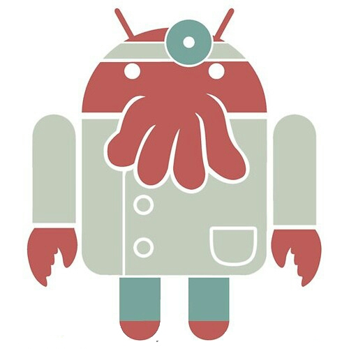 Android? Zoidberg? Why not both? - meme