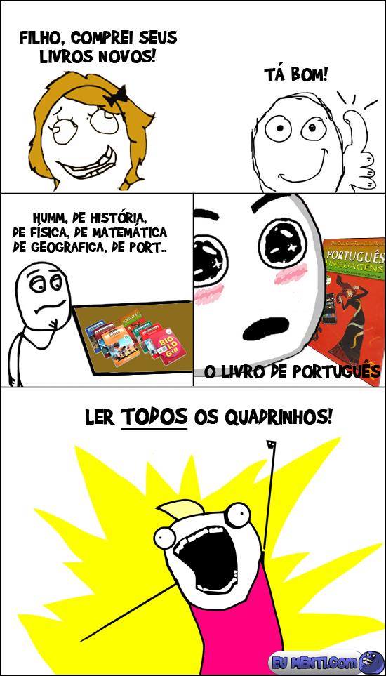 Quadrinhos - meme