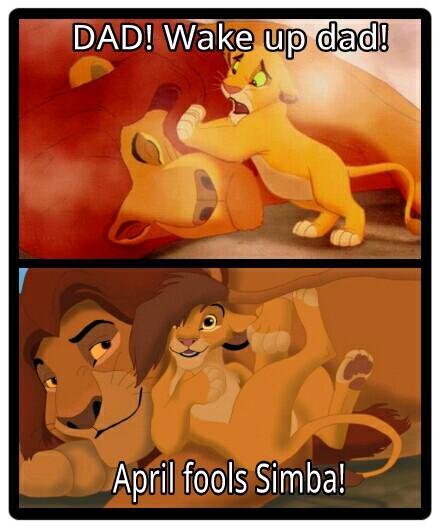 4fcada531dfd1 mufasa april fool meme by jump3r93 ) memedroid