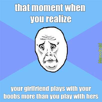 Sadily, a true story - meme