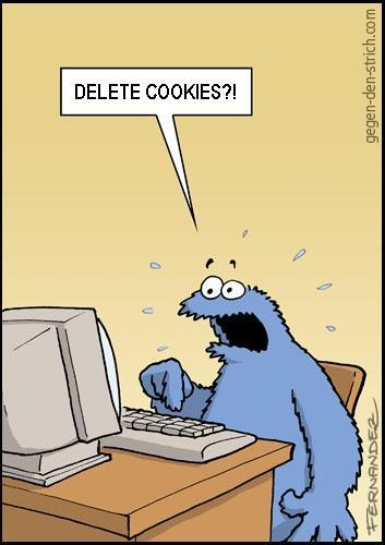 ahh cookie monsTER - meme