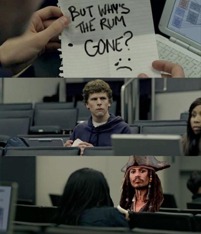 The Rum! - meme