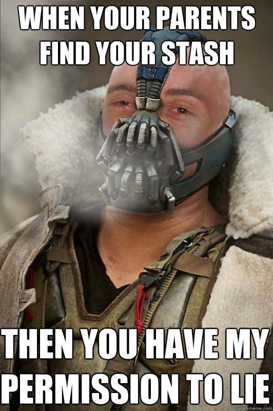 10 Bane - meme