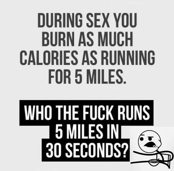 Brisk jog - meme