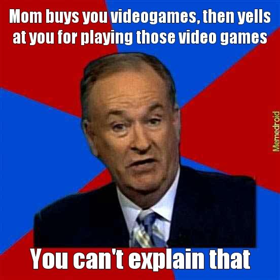 videogames - meme